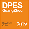 DPES Sign Expo 2019 Guangzhou - туроператор Транс-Шоу Тур